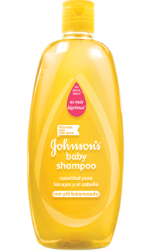 Johnson's baby shampoo - con ph balanceado