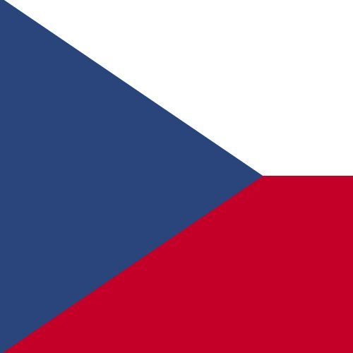 Flag of Czech Republic