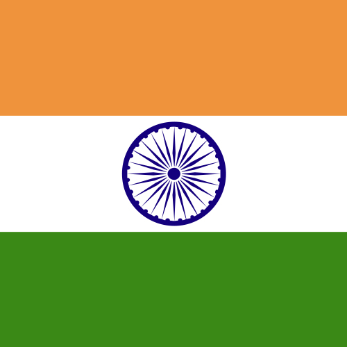 Flag of Inda