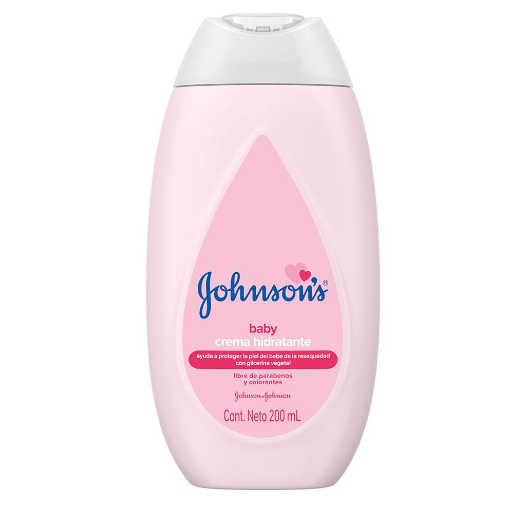 JOHNSON'S® baby crema líquida original